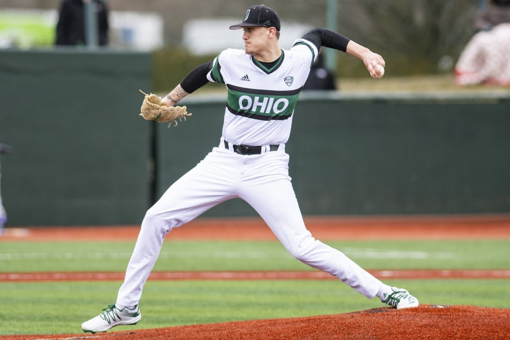 Baseball: Ohio's set to play non-conference series against Purdue Fort Wayne