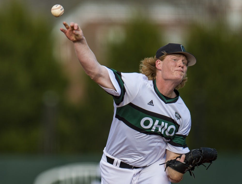 Baseball: Ohio goes 1-2 in three-game series against SC Upstate