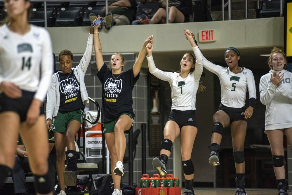 Volleyball: Ohio takes on Eastern Michigan after multiple cancellations