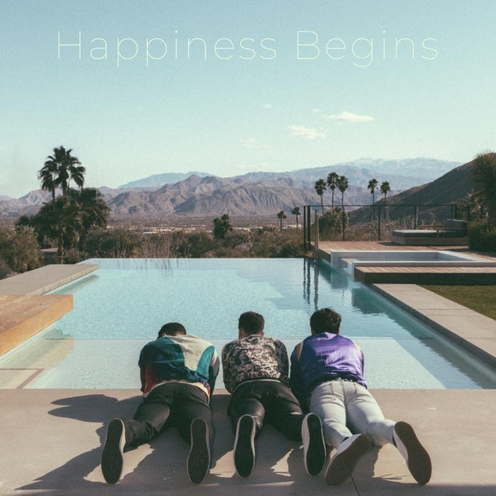Album Review: Here's the 5 best songs off the Jonas Brothers' incredible comeback album 'Happiness Begins'