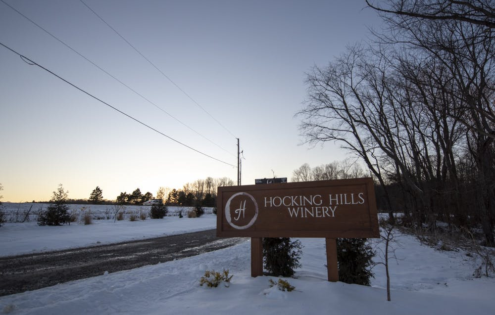 Hocking Hills Winery is hosting live music on Fridays and Saturdays
