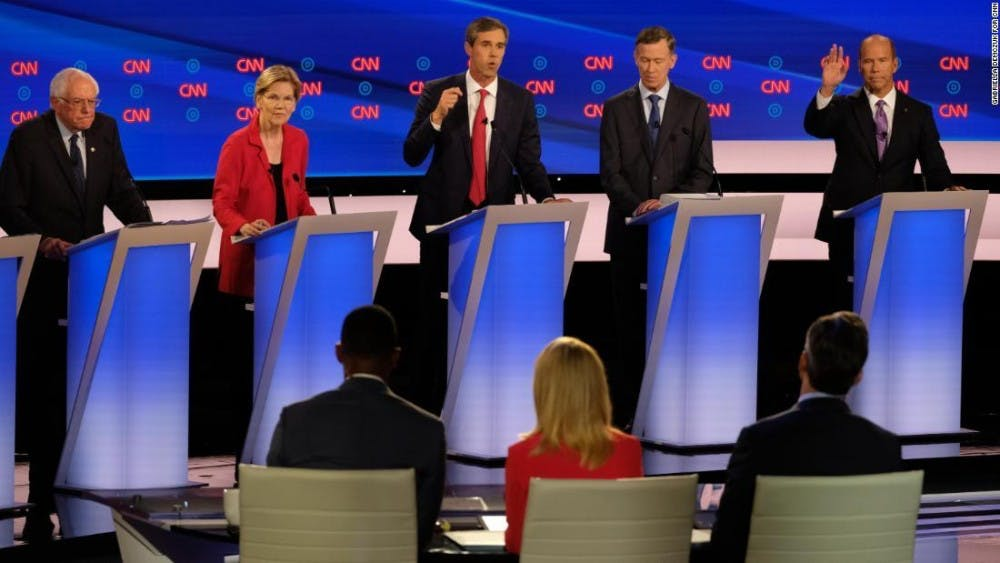 5 takeaways from night one of the second round of Democratic Primary Debates