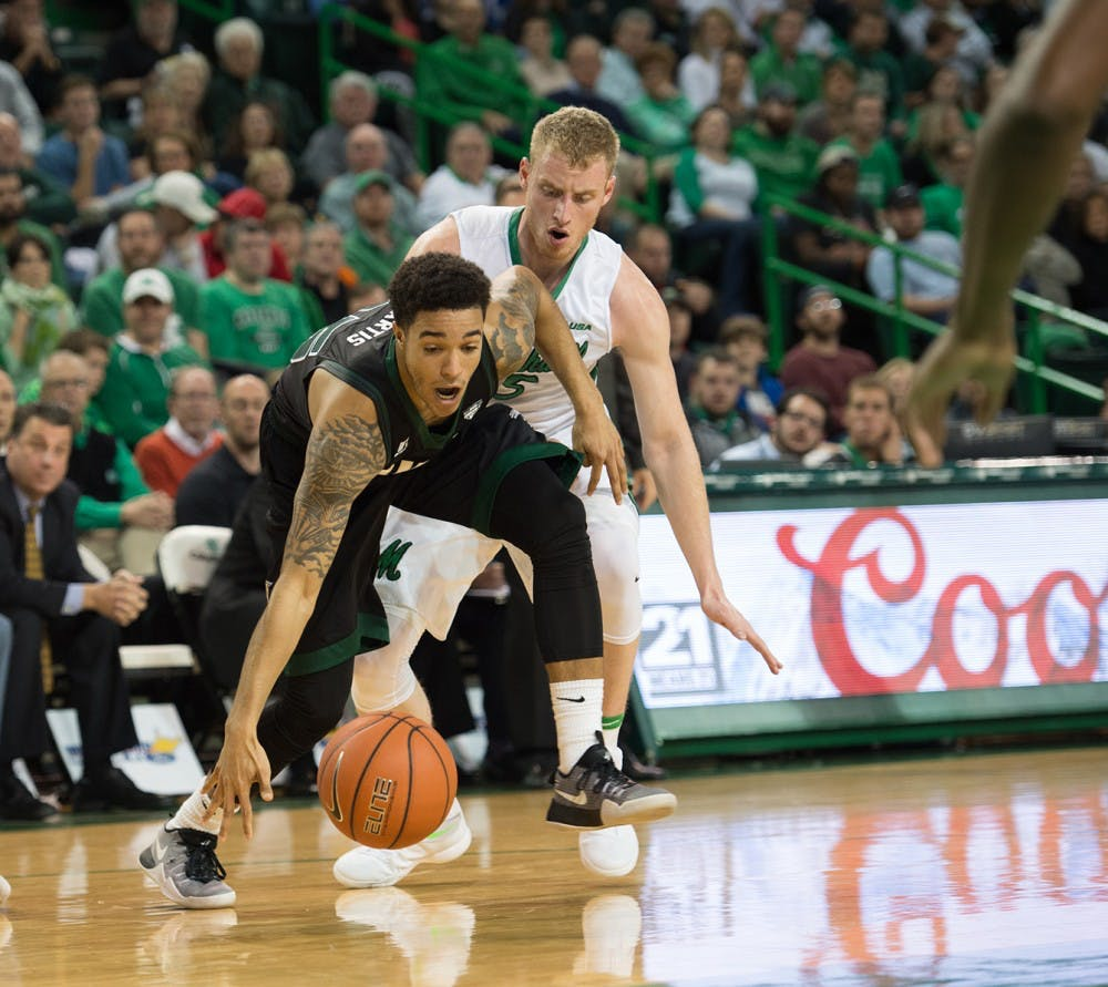 Men's Basketball: Ohio loses to quick, efficient Marshall 98-88 on the road