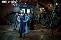 The season finale of 'Doctor Who' wasn't satisfactory. (via @bbcdoctorwho on Twitter)