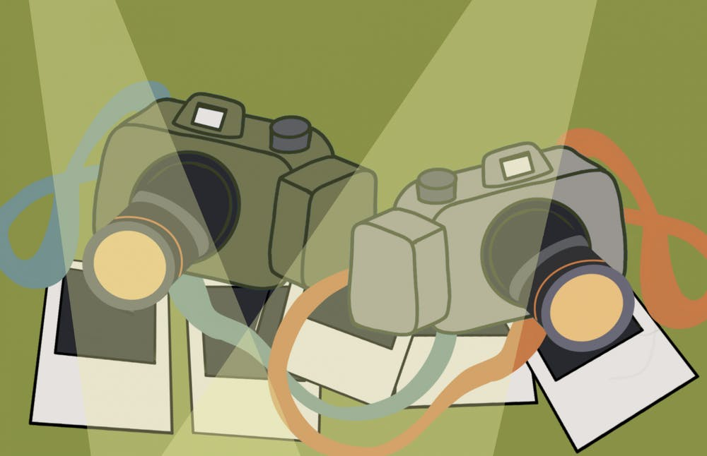 Photography students gain professional experience while on campus