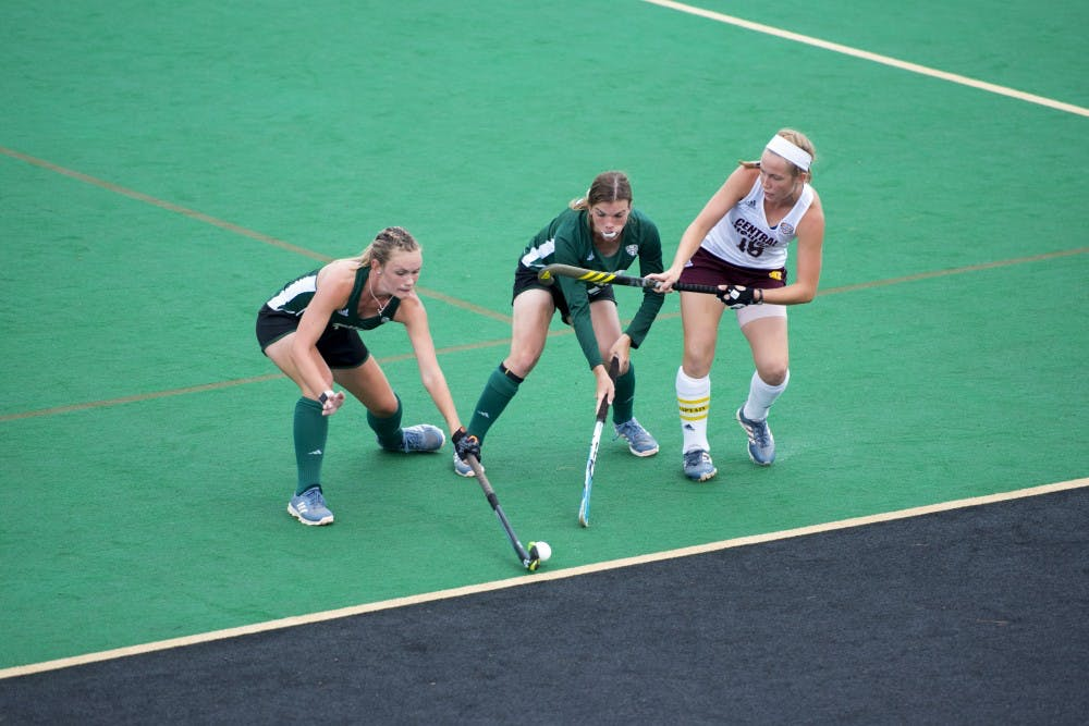 Field Hockey: Ohio loses two games including crucial one against Ball State