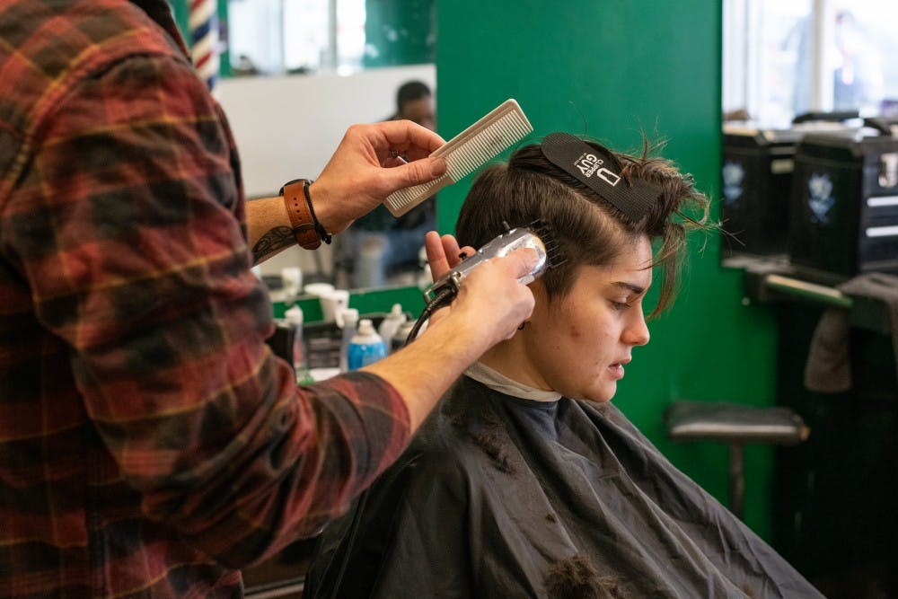 Behind the cultural importance of barber shops like Athens' Chop Shop