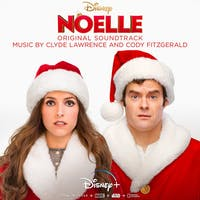 The 'Noelle' soundtrack is for both lovers and haters of Christmas music. (Photo provided via @lawrencetheband on Twitter)