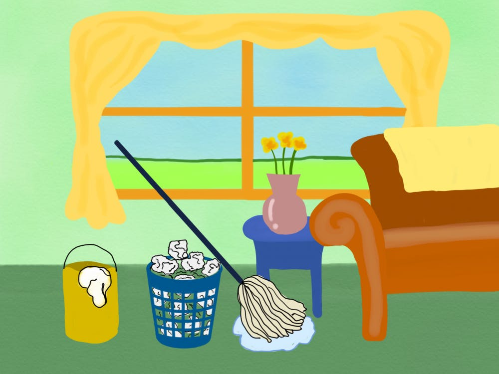 5 spring cleaning tips to spruce up your living space