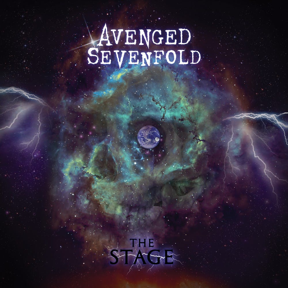 Album Review: Avenged Sevenfold's 'The Stage' is the best concept album of 2016