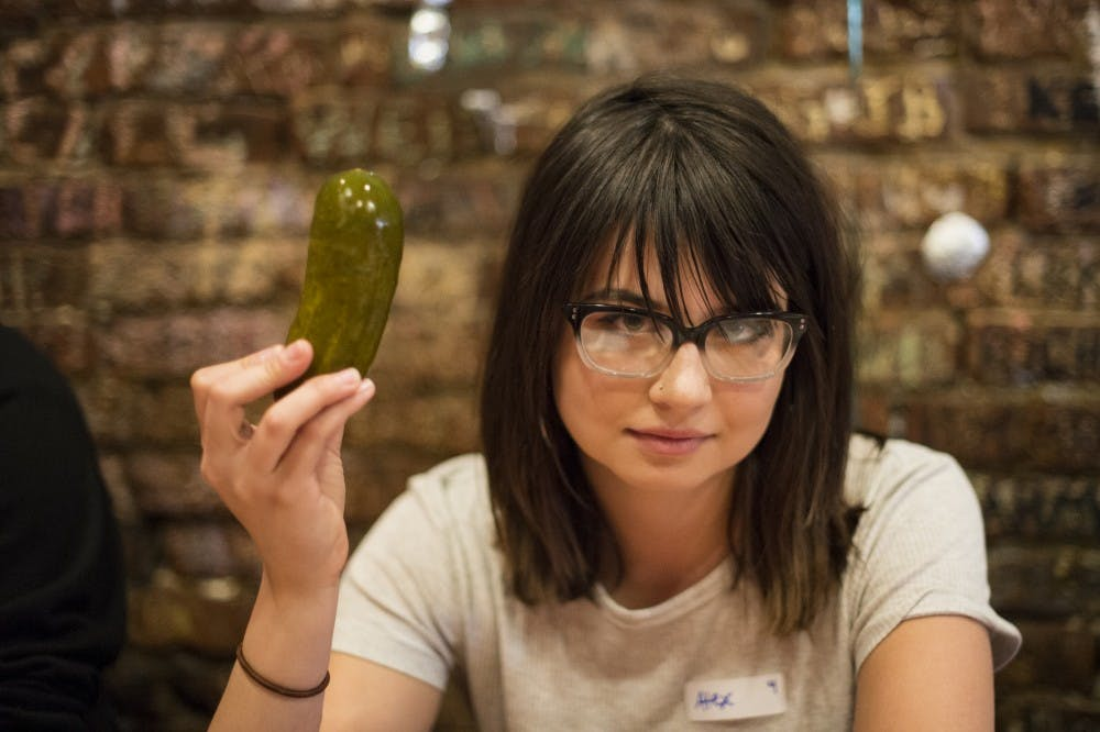 Between the Lines: I participated in Pickle Fest, and my body will never forgive me
