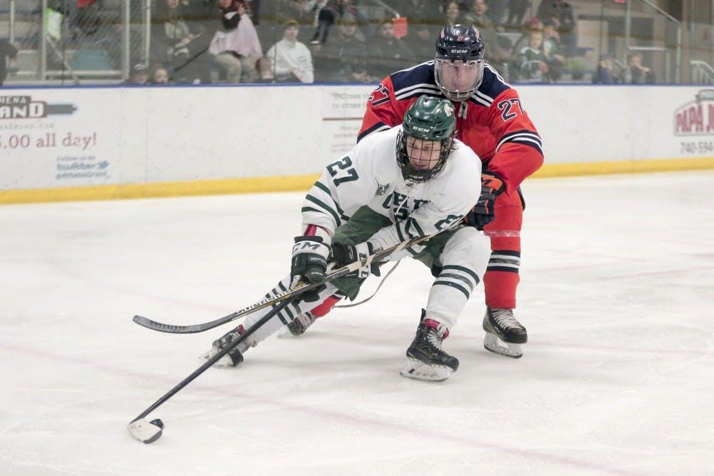 Hockey: Ohio to face Iowa State in final series of the regular season