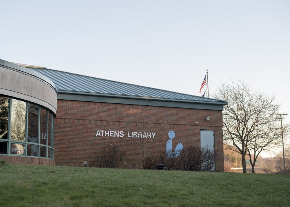Athens Public Libraries provide free alternative transportation for students