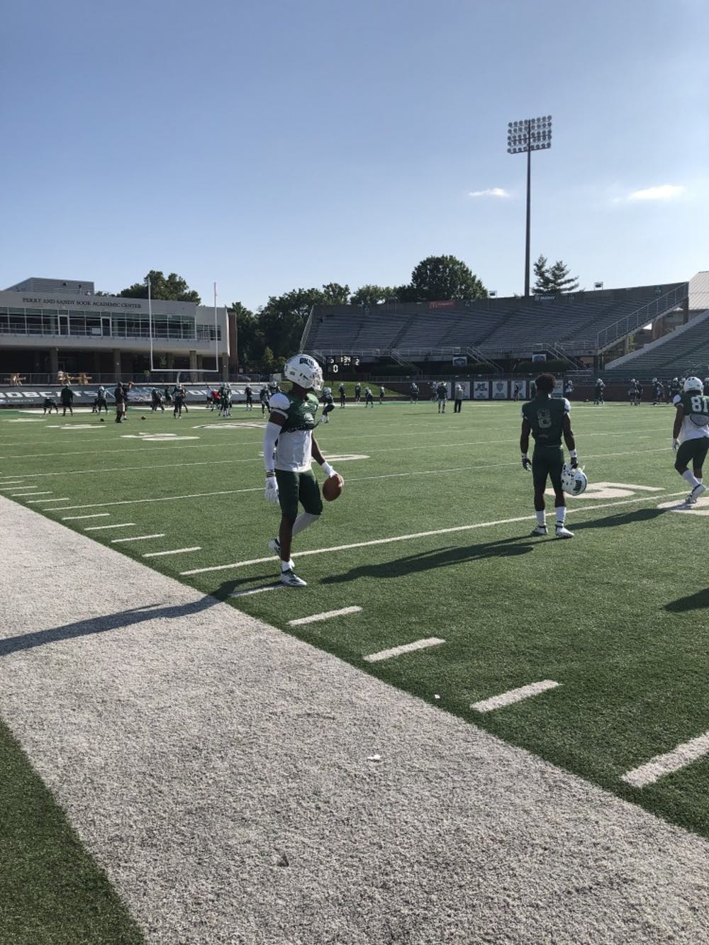 Football: What we learned from Day 6 of fall camp