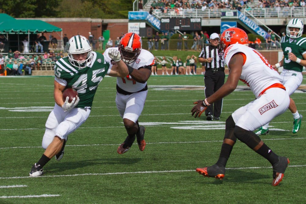 Bowling Green tries to continue dominance over MAC East