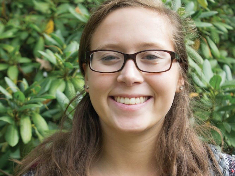 Raquel Gleicher, Freshman Undecided