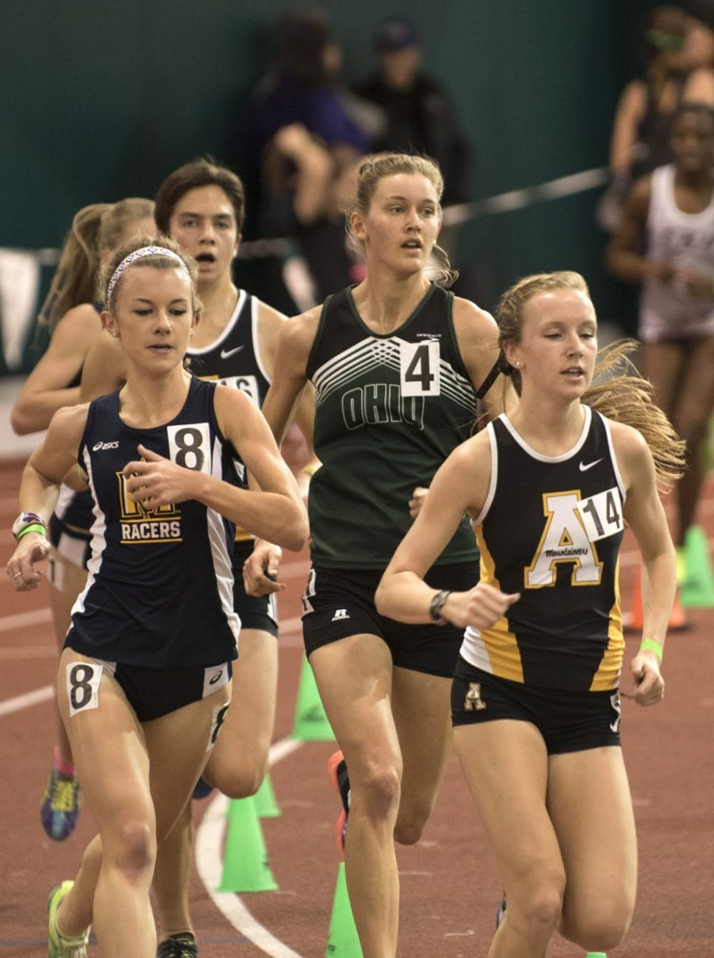 Track & Field: Bobcats look to test the waters at Marshall