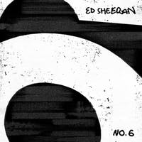 'No. 6 Collaborations' shows snippets of Ed Sheeran's classic sound. (Photo via @ComplexMusic on Twitter)