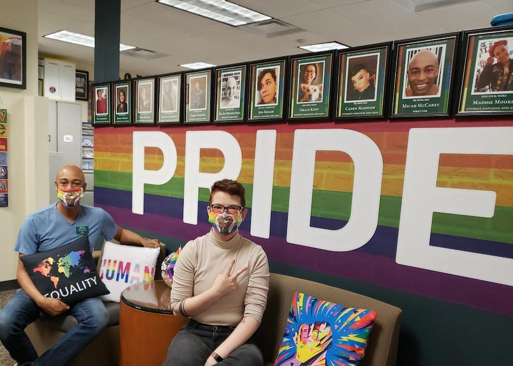 OU celebrates, educates during pride month