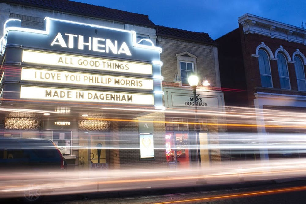Athena Cinema to screen movies about sustainability, environmental issues