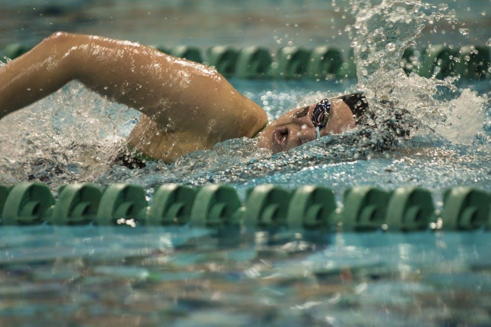Swim and Dive: Preparing for MAC Championships