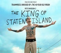 Pete Davidson is 'The King of Staten Island.' The film was released June 12, 2020, on Netflix. (Photo provided via @TheKingofSI on Twitter)