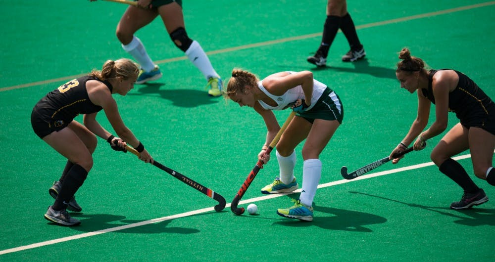 Field Hockey: Ohio offense struggled to create chances