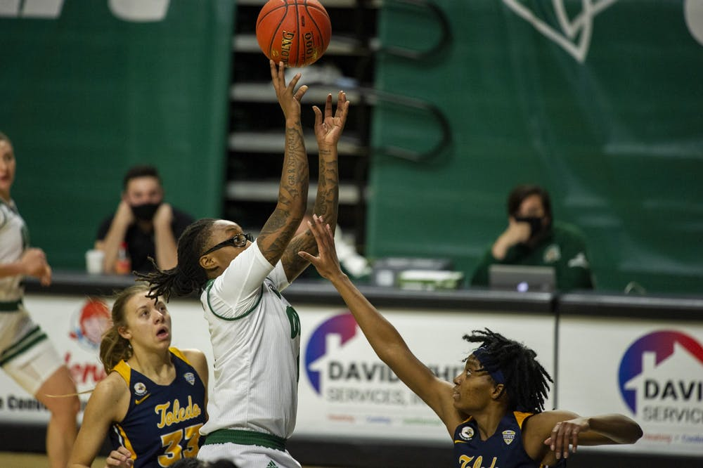 Women's Basketball: Numbers to know from Ohio's 93-84 win over Central Michigan
