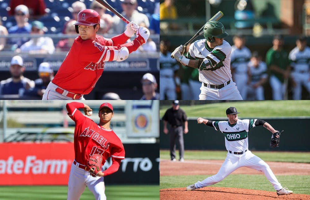 Baseball: The parallels between Shohei Ohtani and Michael Klein