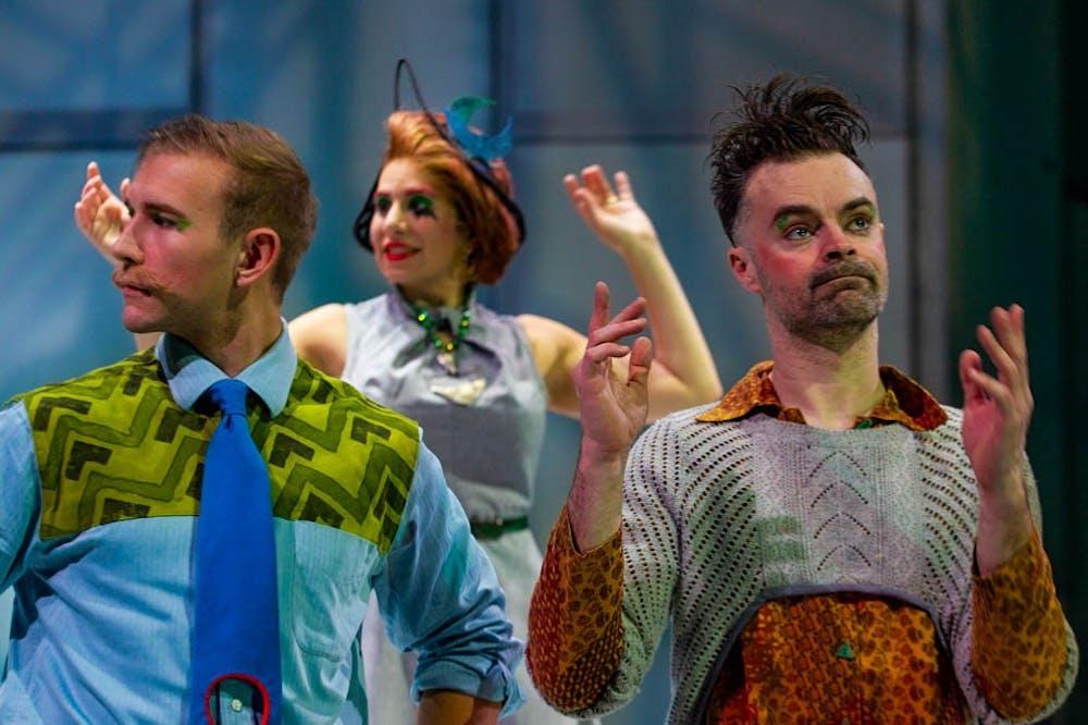 Tantrum Theater's 'Rhinoceros' stomps onto Forum Theater stage
