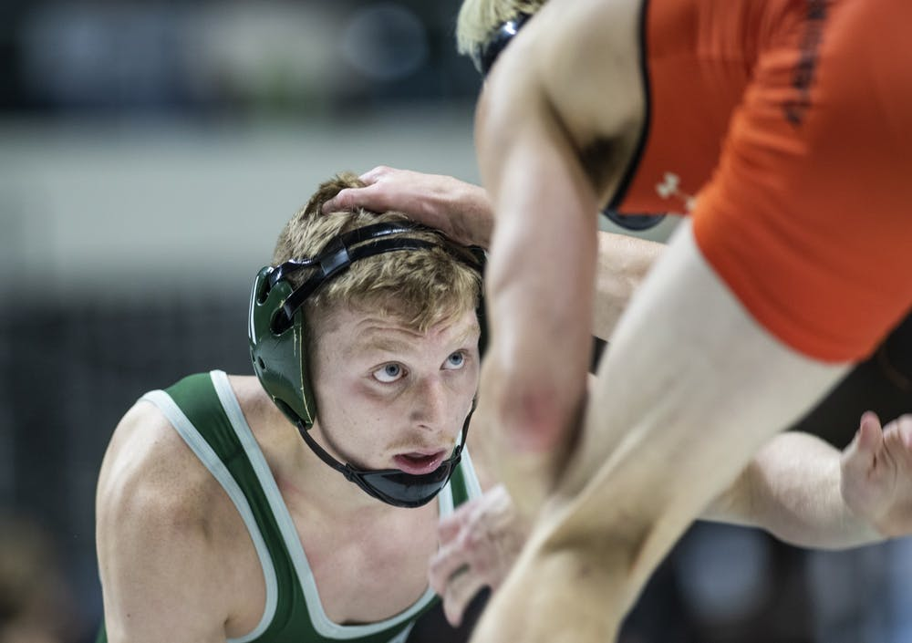 Wrestling: Joel Greenlee wants his wrestlers to wind down during the bye week