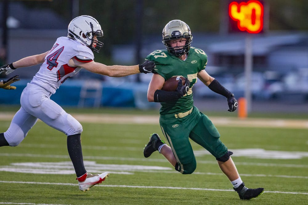 Athens Football: Athens earns first win of the season 41-14 against Alexander