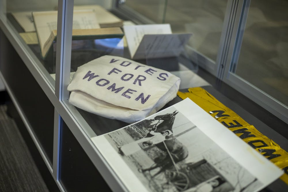 Centennial celebration of women's suffrage aims for inclusivity of marginalized groups