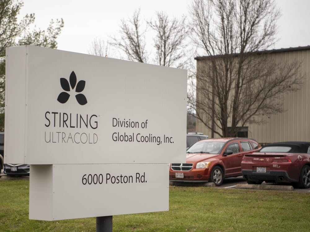 Stirling Ultracold located at 6000 Poston Rd in The Plains, Ohio.