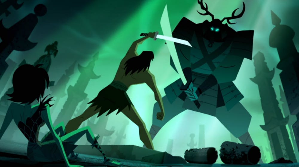 Tv Review Cameos Galore In Samurai Jack Episode That Is Both Dark