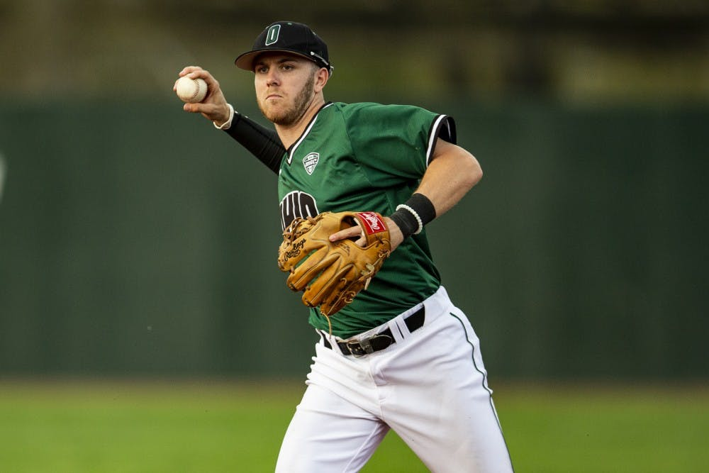 Baseball: Three takeaways from Ohio's sweep against Eastern Michigan