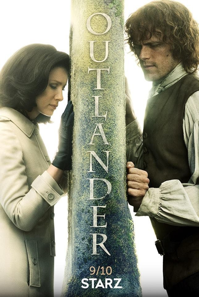 Claire isn't Jamie's only wife in 'Outlander'