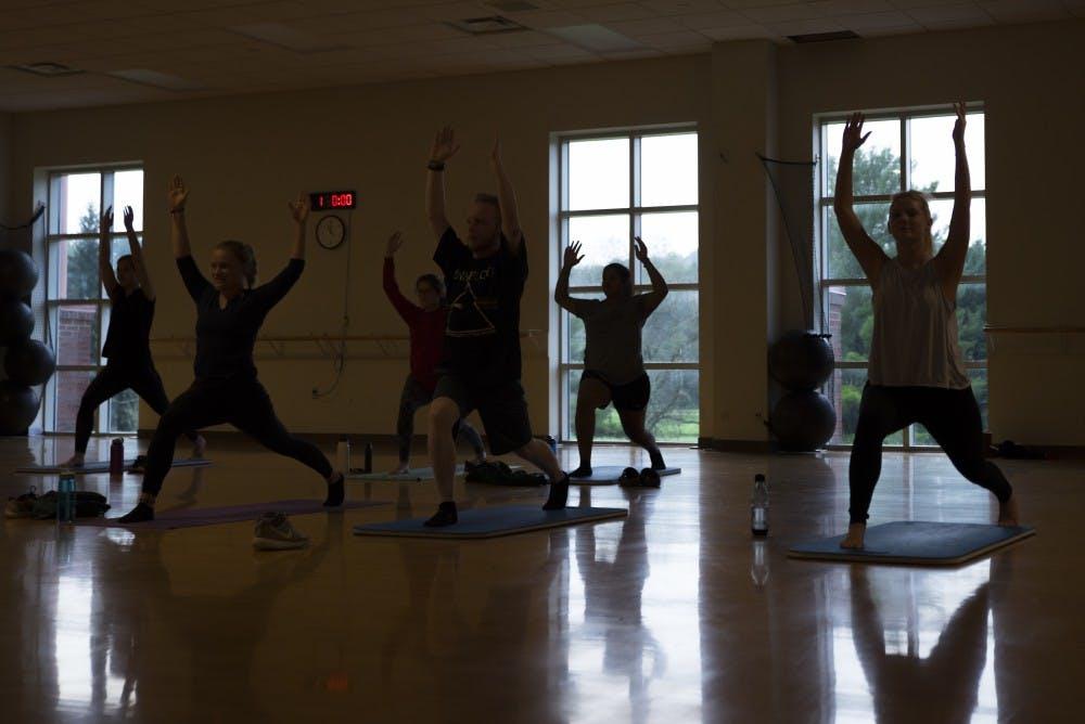 Local yoga studios encourage practicing on International Yoga Day