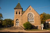 Mount Zion Missionary Baptist Church, located on Carpenter Street, is currently undergoing renovations and hopes to resume service by Oct. 23, 2016 according to their website.
