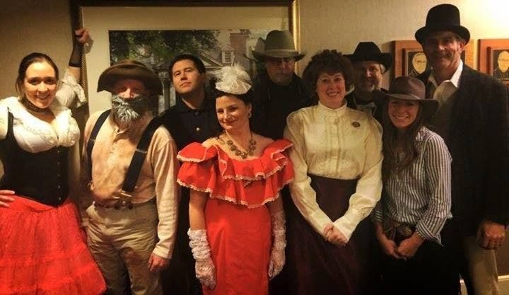Athens Sunrise Rotary brings another murder mystery to fundraise their club's charitable work