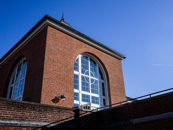 Nelson Dining Hall on Ohio University's South Green. (FILE)