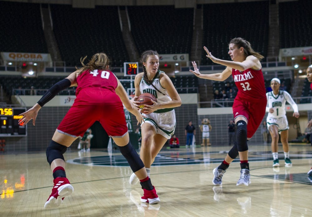 Women's Basketball: Reviewing Ohio's recent bout with