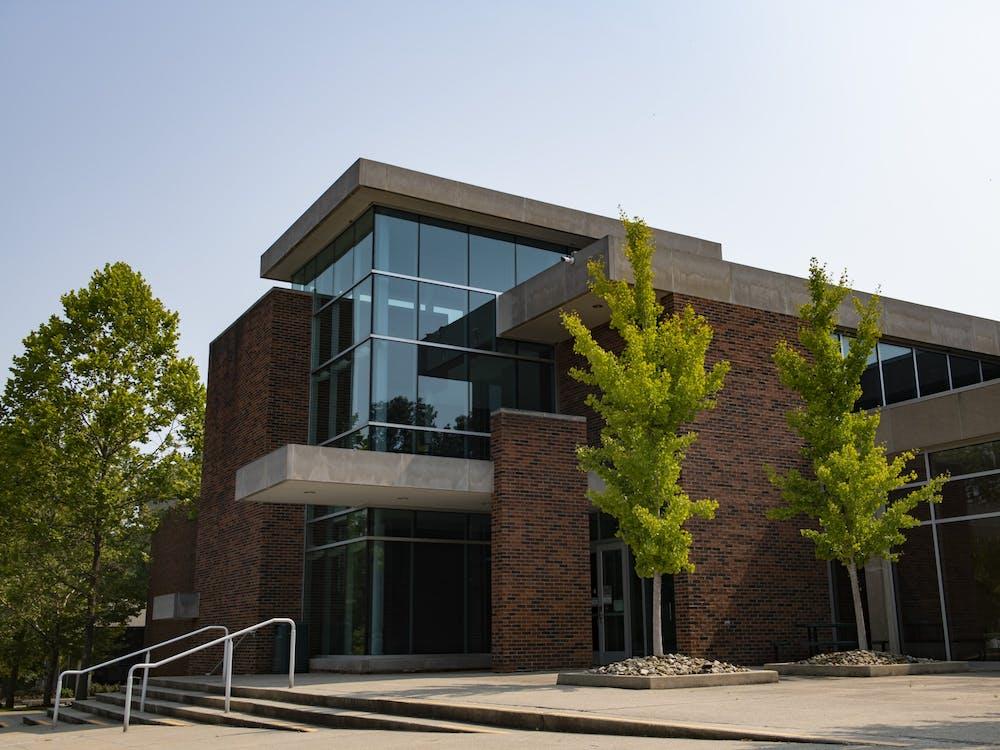 Ohio University's Lancaster campus.
