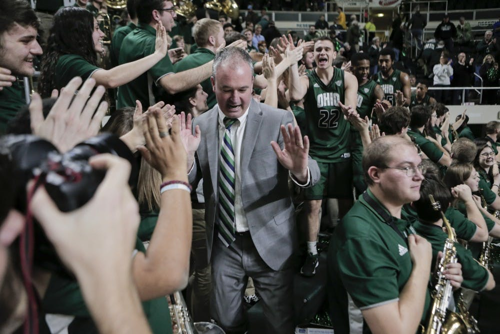 Men's Basketball: Ohio looking for retribution in any way it can get it against Kent State