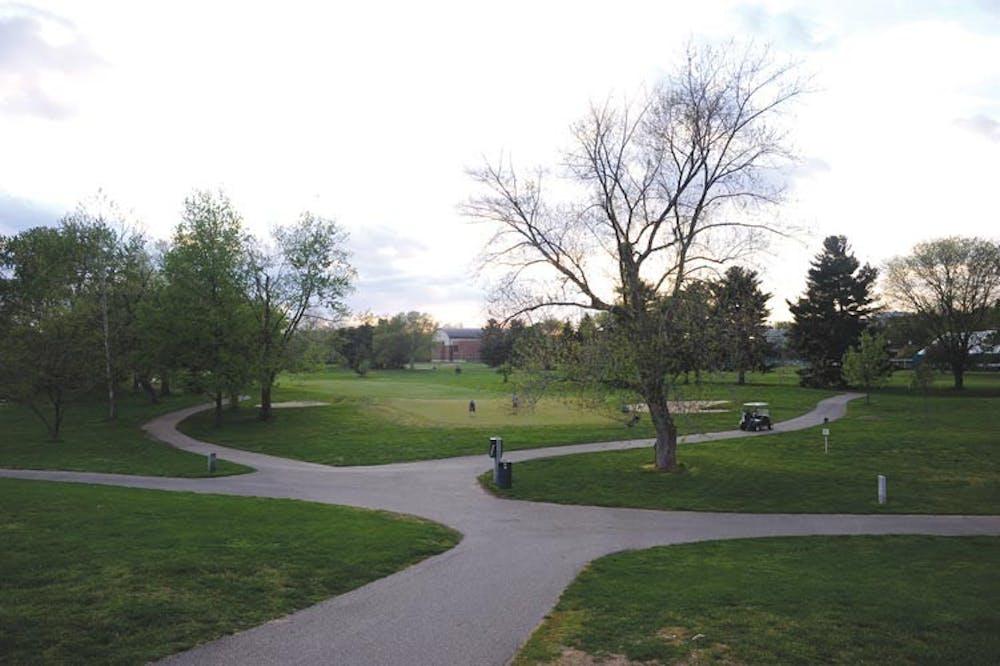 OU announces seasonal closure of Golf and Tennis Center