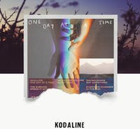 Kodaline released its fourth album, 'One Day At A Time,' on June 12, 2020. (Photo provided via @kodaline on Instagram)