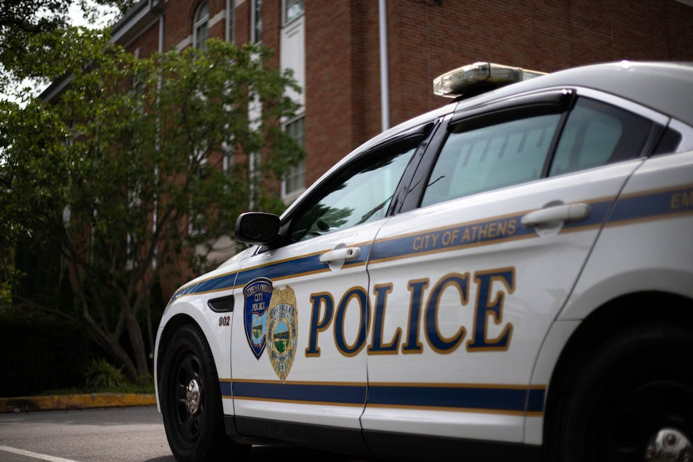 Police Blotter: Man gets car stuck on railroad; woman sent home from festival