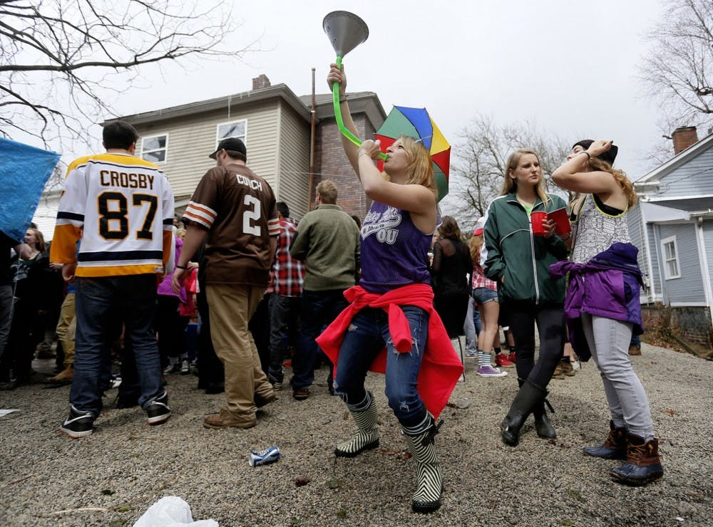 Mill Fest arrests down from previous years