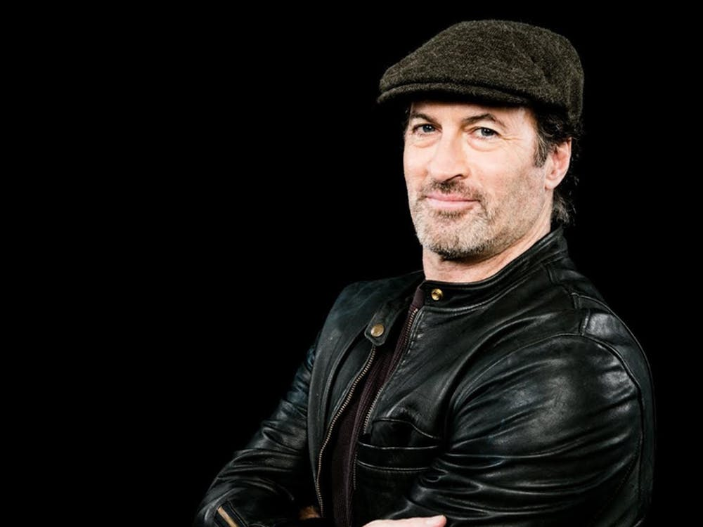 Headshot of Scott Patterson, well known for his role as Luke Danes in Gimore Girls. (Provided by Scott Patterson)