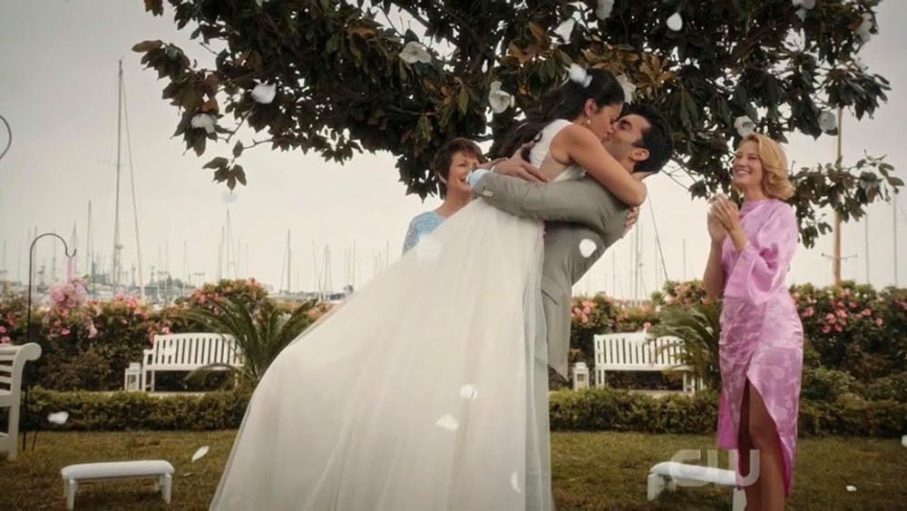 TV Review: Jane and Rafael get married, the narrator is revealed on the series finale of 'Jane The Virgin'